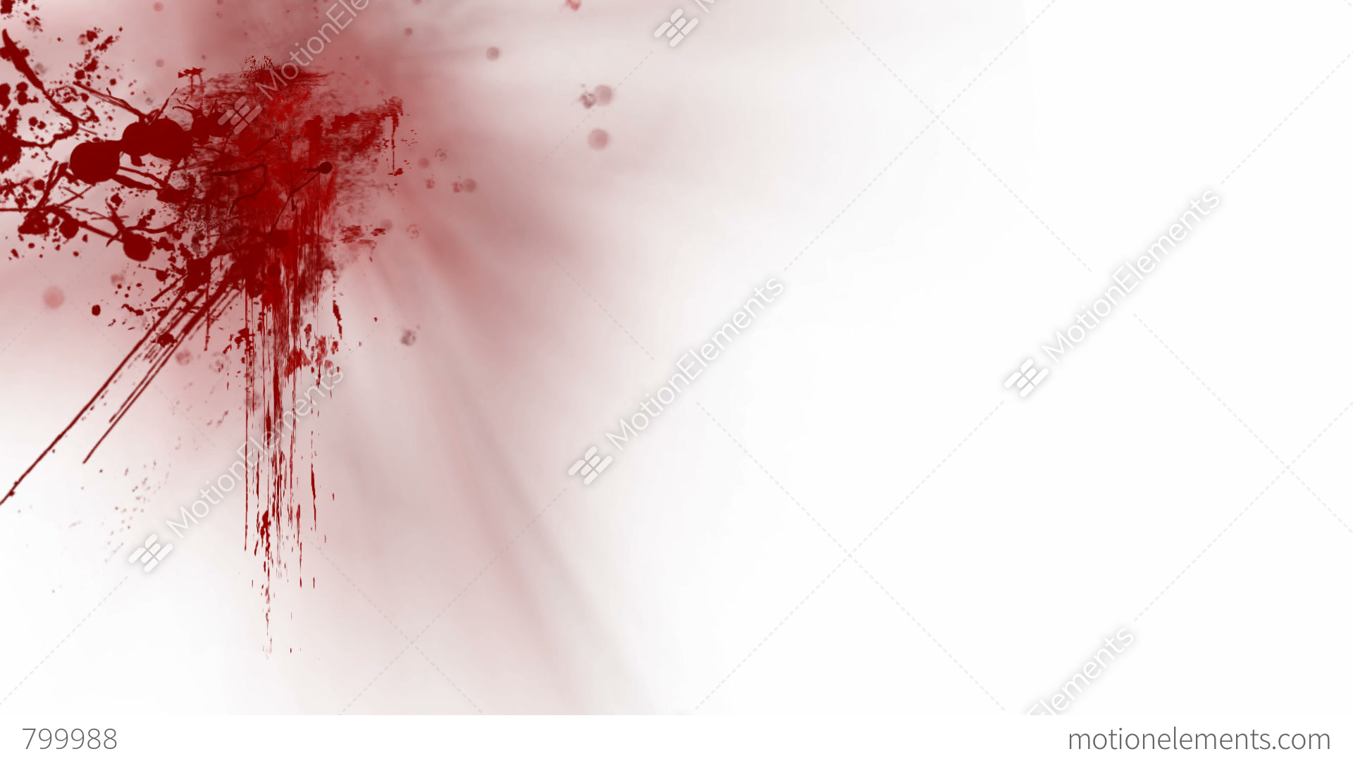 Blood Splatter Stock Footage Video – Dibujos Para Colorear