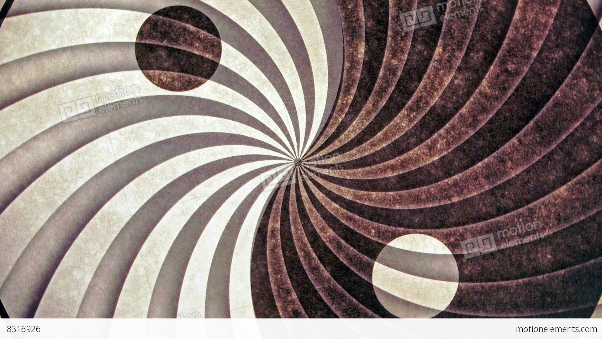 yin yang spiral eddy animation background stock video footage yin yang spiral eddy animation background stock video footage
