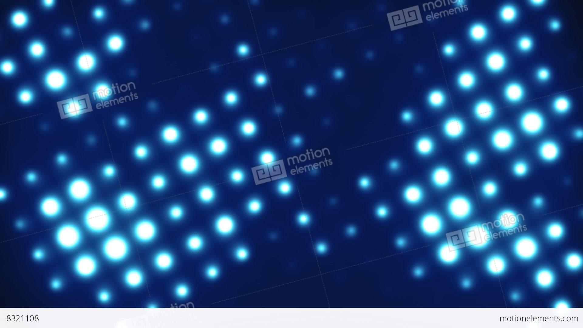 Dj Dance Party Circular Lights 2 Loopable Background Lizenzfreie Videos