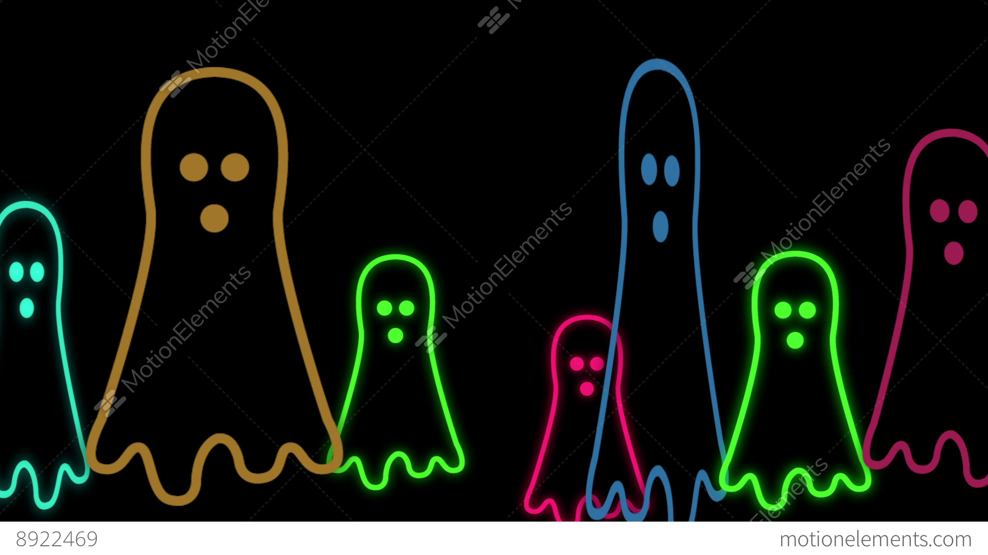 Most Inspiring Wallpaper Halloween Neon - me8922469-halloween-animated-background-cute-little-neon-ghost-stock-hd-a0127  Pic_97913.jpg