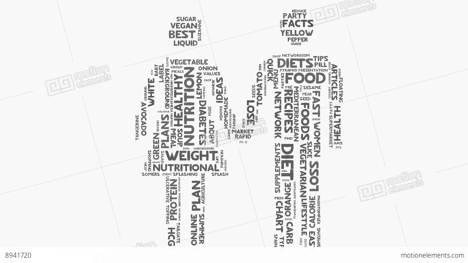 8 Actions 30 Day Weight Loss Program! Sports & Diet Combine slimming