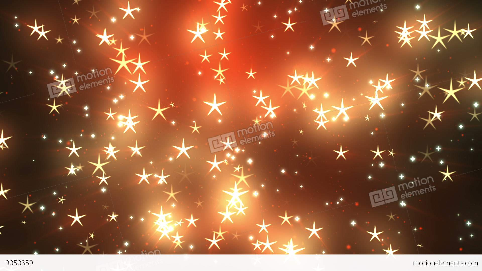 Celebration Background Hd: Celebration Stars 4 Loopable Background Stock Animation