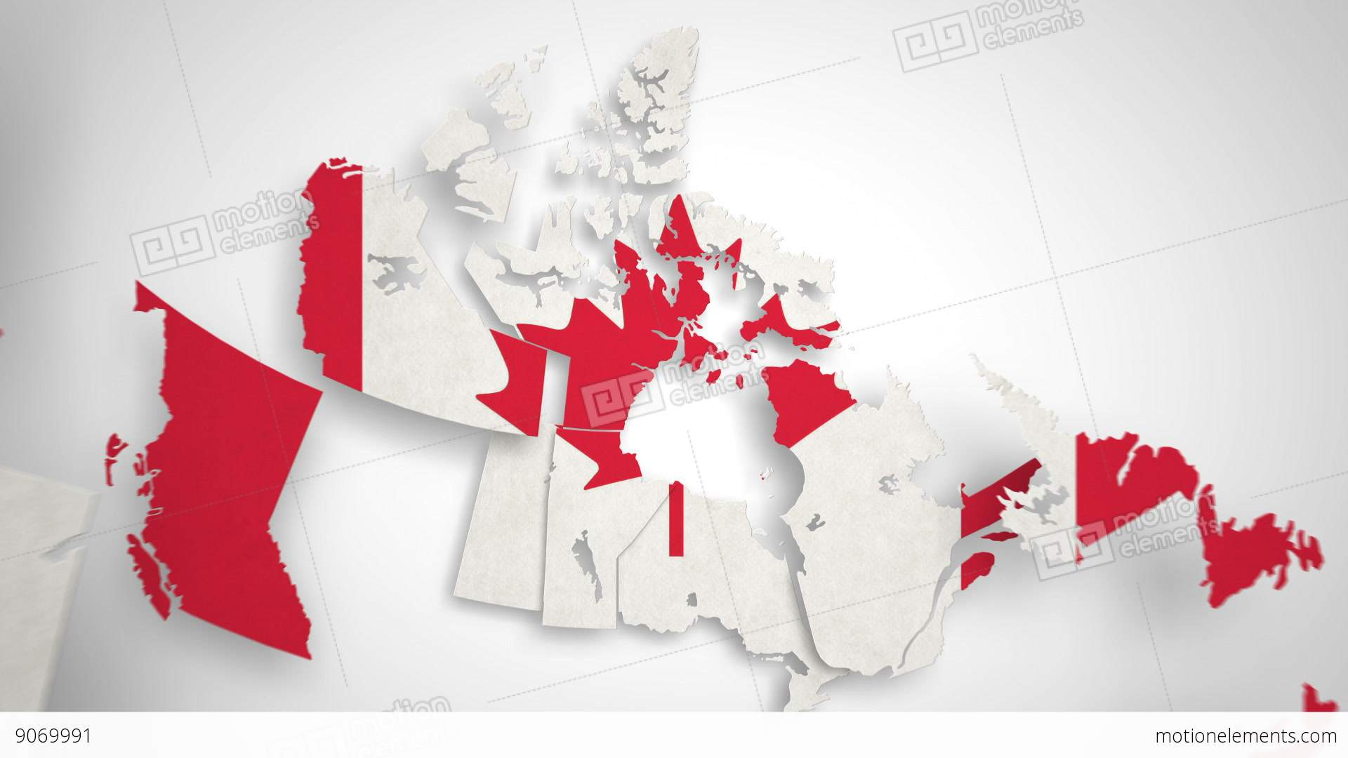 map canada states » Full Pixel | Full Wallpapers