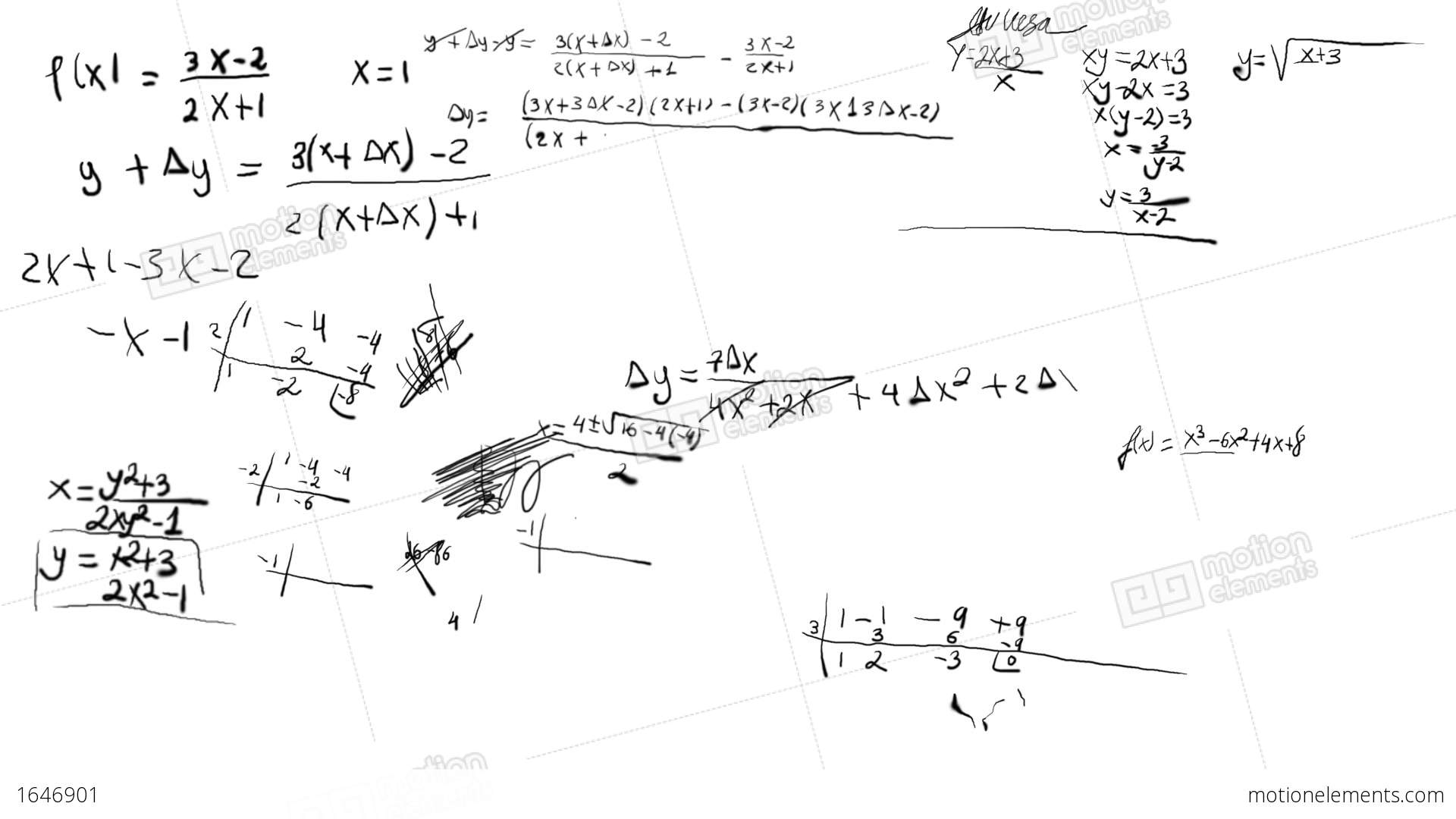 Math equations scribbling design element stock animation 1646901 math equations scribbling design element stock video footage biocorpaavc Image collections